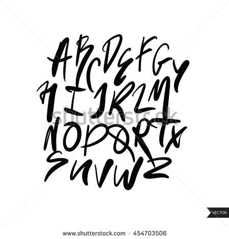 asdf - (Schrift, alphabet)