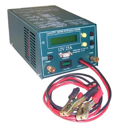 Kapazitätstester - (Akku, Batterie, Ladegerät)