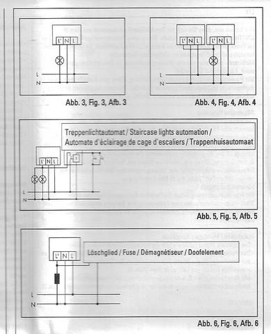 Wie integriere ich einen Bewegungsmelder in der Tiefgarage? (Strom ...
