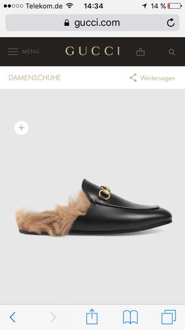 Diese  - (Schuhe, Gucci)