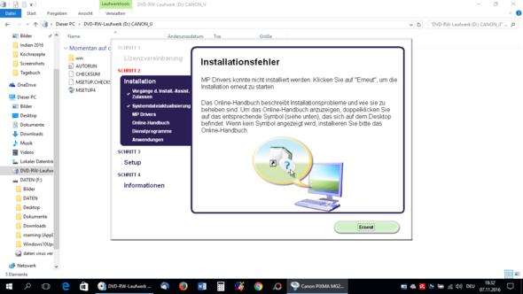 - (Windows 10, scannen)