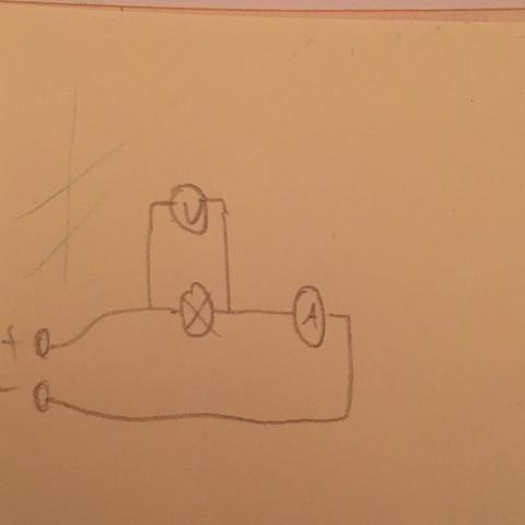 wie zeichnet man eine schaltung physik schule strom klausur. Black Bedroom Furniture Sets. Home Design Ideas