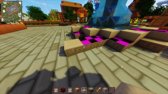 - (Minecraft, texture-pack, Resource pack)