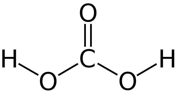 Lewis Formel von H2CO3 -verschiedene Möglichkeiten? (Chemie)