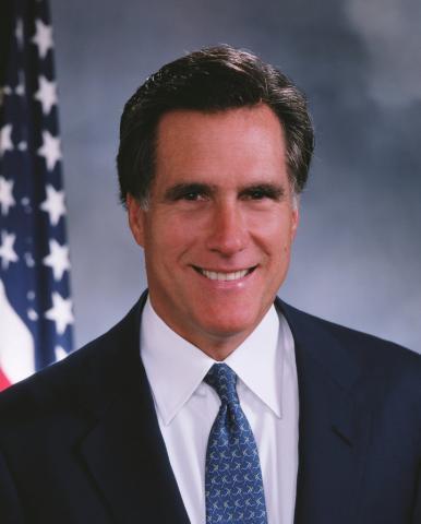 MItt Romney - (Sport, Christentum, Stars)