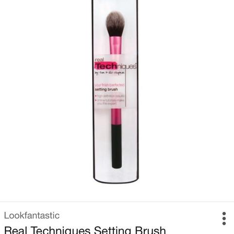 Real Techniques (Douglas & manchen DM Filialen) - (Beauty, Make-Up, Pinsel)