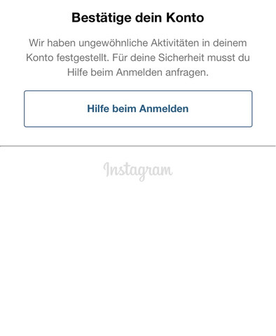 - (instagram, Account)