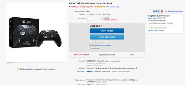 - (Gaming, Tipps, Ebay)