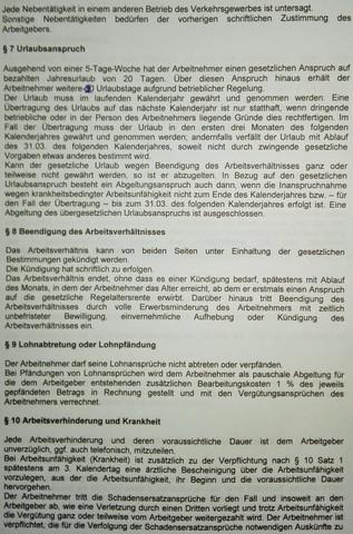 - (Arbeit, Gesetz, Arbeitsrecht)