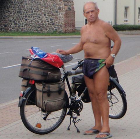 - (Männer, schwul, Hotpants)