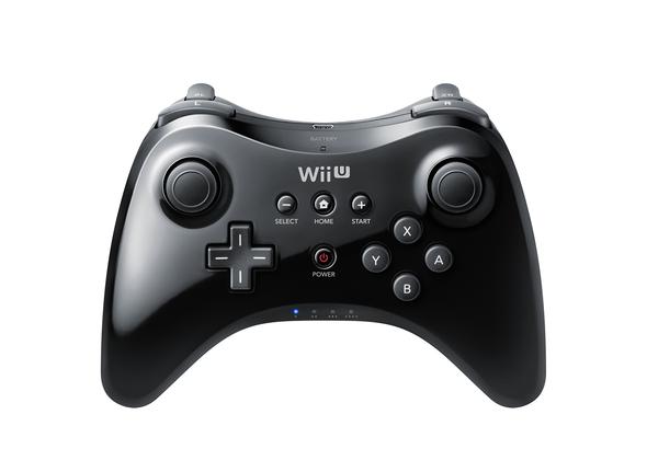 Wii U pro controller - (Multiplayer, Wii U, Mc)
