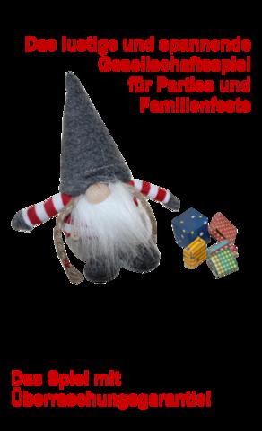 - (Geschenk, Weihnachten, wichteln)