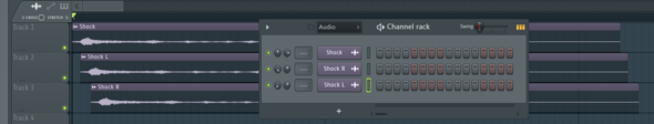 Sample Stereo - (PC, Musik, audio)