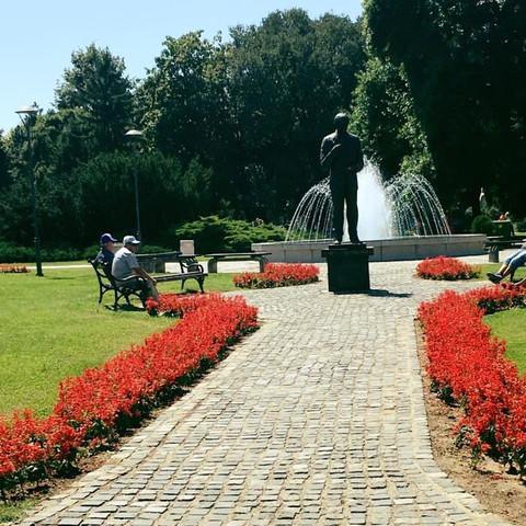 Park/Stadt - (Urlaub, Länder, urlaubsziel)