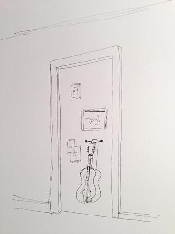 wie kann ich einen bereich wo nur der t rrahmen da ist. Black Bedroom Furniture Sets. Home Design Ideas