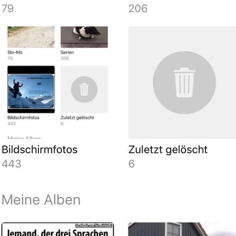 Alben iPhone - (Handy, iPhone, Smartphone)