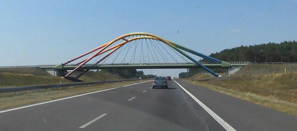 Regenbogenbrücke - (homosexuell, Regenbogencafe )