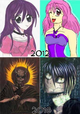 Bild - (Anime, Manga, zeichnen)