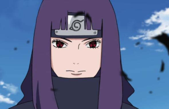 Naori Uchiha - (Frauen, Anime, Naruto)