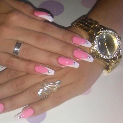 Pink 😍 - (Fingernägel, Gelnägel)