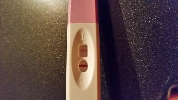 - (schwanger, Test)