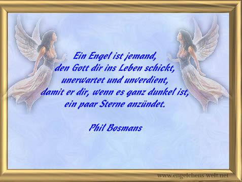 Gedicht vom engel