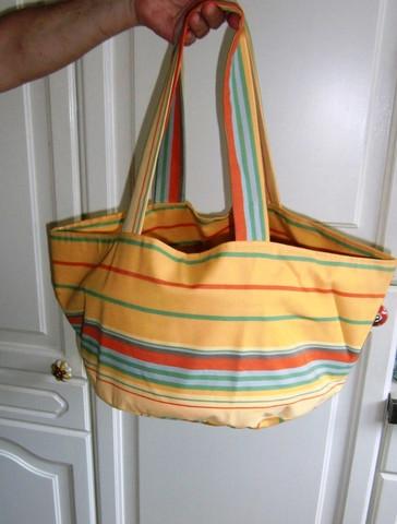 Eine Kuchen Transport Tasche  - (Geschenk, Familie, Weihnachten)