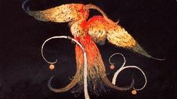 Feuervogel Bild - (Buch, Wissen, Literatur)