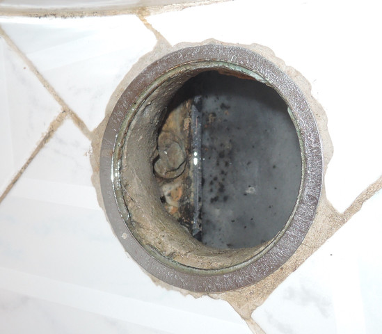 Abfluss Badezimmer - (Wasser, Sanitär, Leitung)