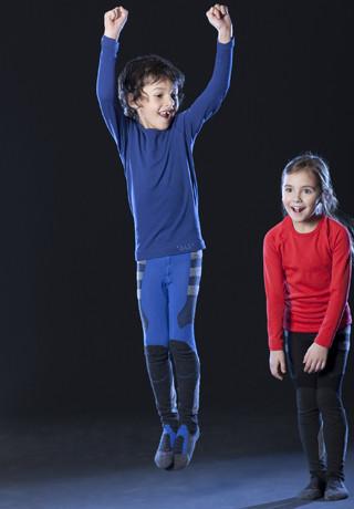 Skistrumpfhose für Jungen undMädchen - (Schule, Mädchen, Jungs)
