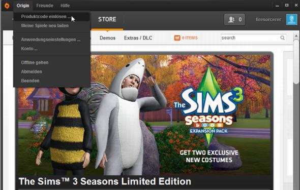 - (Sims 3, Code, wo eingeben)