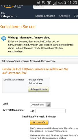 Amazon Prime Auf Deutsch Umstellen