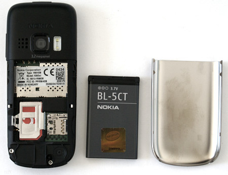 ---STANDARD-SIM--- - (Nokia, Simkarte, 6303i)