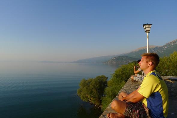 Ohrid-See - (Reise, Matura)