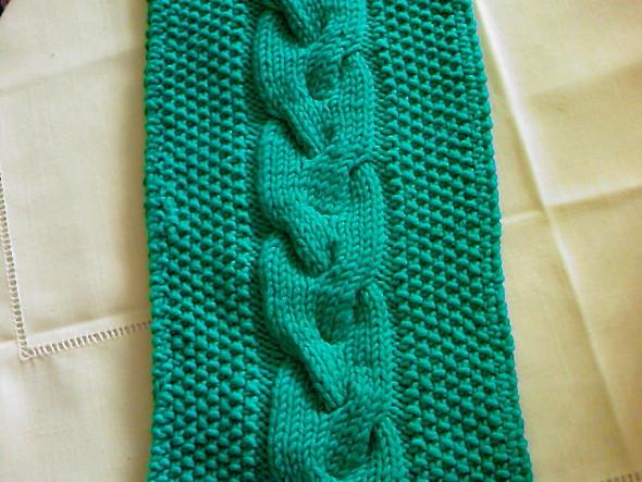 Wie viele verschiedene Muster gibt es für ein Schal? (stricken ...