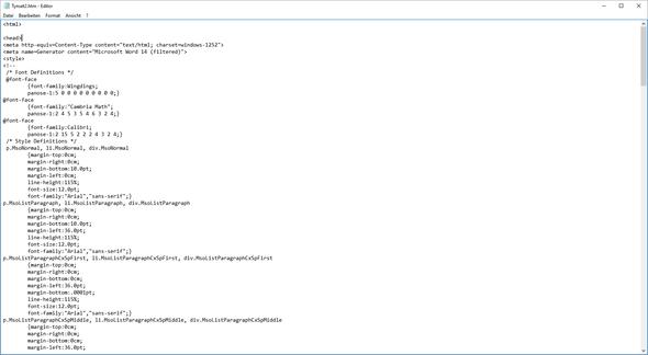 Bild 1 - (Computer, PC, Programm)