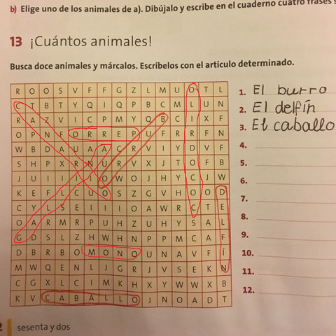 - (Gymnasium, spanisch, Spanien)