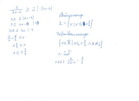Ungleichung_Loesung - (Mathematik, Ungleichungen)