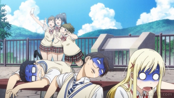 - (Anime, Comedy, comedy anime)