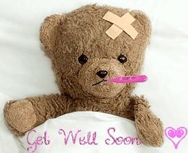 get well - (Schule, Englisch, Grammatik)