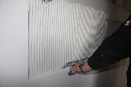 Calciumsilikat Klimaplatten kleben - (Haus, Bauschäden, Renovierungsfehler)