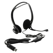 - (Computer, Headset, Kopfhörer)