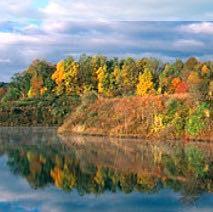An einem See/Teich in der Nähe meines alten Heimatortes - (Englisch, USA, Referat)