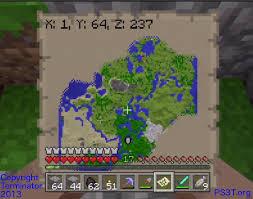 Karte Minecraft.Hallo Leute Wie Kann Man Bei Minecraft Auf Der Ps3 Die