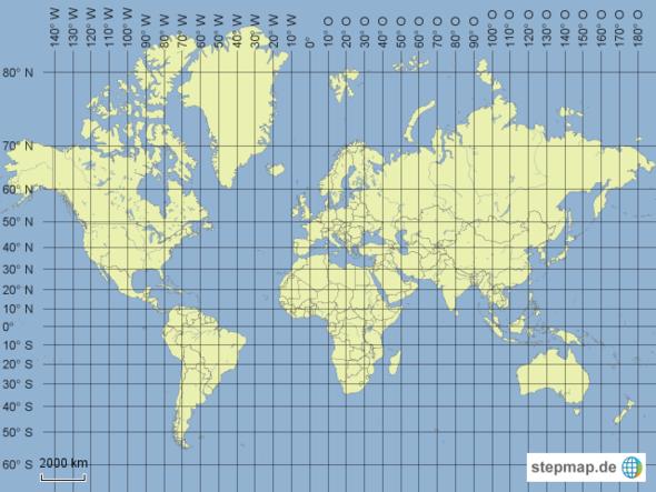 - (Wissen, atlas, Globus)