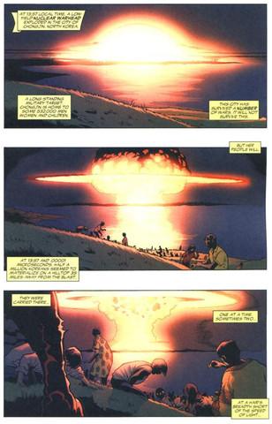 - (Flash, Quicksilver)