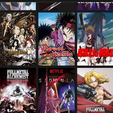 Alle Animes Auf Netflix