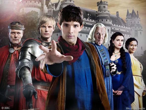 Merlin Morgana Le Fay Freizeit Camelot Koenig Arthur