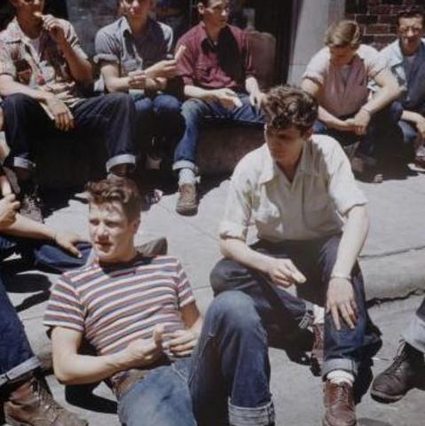 Polohemden- und shirts. - (Film, Mode, Vintage)