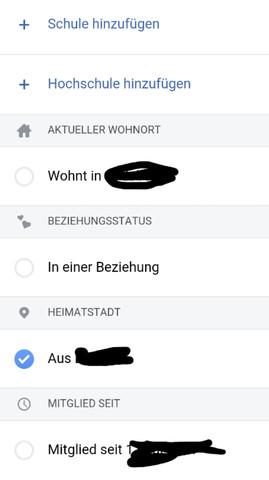 facebook geburtstag ausblenden